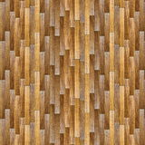 Beautiful textured parquet motif Royalty Free Stock Image