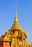 Beautiful Thai architecture Royalty Free Stock Images