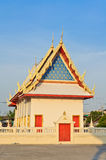 Beautiful Thai Buddhism temple Royalty Free Stock Photos