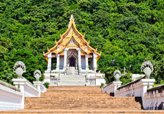Beautiful thai church Royalty Free Stock Photos