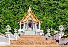 Beautiful thai church royalty free stock photos