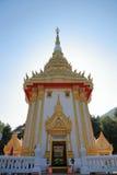 Beautiful thai church Stock Image