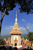 Beautiful thai church Stock Photos
