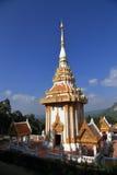 Beautiful thai church Royalty Free Stock Photo