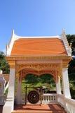 Beautiful thai church Stock Images
