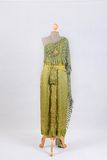 Beautiful Thai dresses Stock Photo