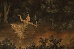 Beautiful Thai Fine Art Royalty Free Stock Photos