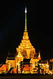 Beautiful Thai Royal Crematorium Royalty Free Stock Images