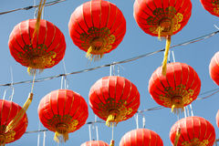 Beautiful thai style lantern Stock Photo
