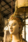 Beautiful thai style sculpture Stock Photos