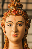 Beautiful thai style sculpture Stock Photography