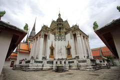 Beautiful Thai Temple Royalty Free Stock Photography
