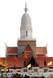 Beautiful Thai temple Stock Photo