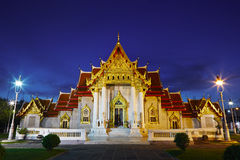 Beautiful Thai Temple Stock Photography