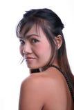Beautiful Thai woman Royalty Free Stock Photo