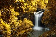 Beautiful Thailand waterfall Royalty Free Stock Photo