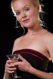 Beautiful thirties caucasian woman Royalty Free Stock Photo