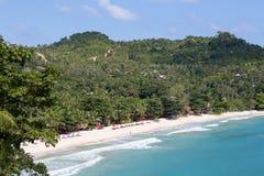 Beautiful Thong Nai Pan Noi Beach. Island Koh Phangan, Thailand Royalty Free Stock Photo