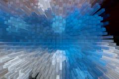 The beautiful Three-dimensional image Stock Photo
