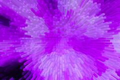 The beautiful Three-dimensional image Stock Photos