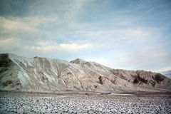 Beautiful Tibetan Plateau Stock Photo