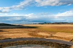 Beautiful Tibetan Plateau Stock Images