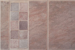 Beautiful tile pattern Stock Photography