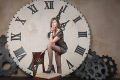 Beautiful time Stock Photography