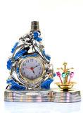 Beautiful time piece Stock Images