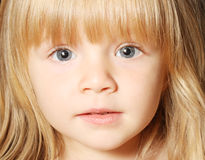 Beautiful Toddler Royalty Free Stock Images