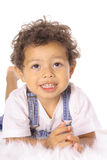 Beautiful toddler boy Royalty Free Stock Photos