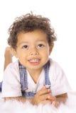 Beautiful toddler boy Royalty Free Stock Photos