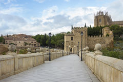 Beautiful Toledo, Spain Royalty Free Stock Image