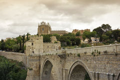 Beautiful Toledo, Spain Royalty Free Stock Images