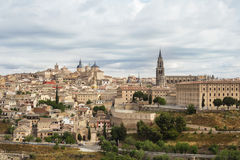 Beautiful Toledo, Spain Stock Photo