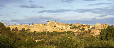 Beautiful Toledo, Spain Royalty Free Stock Image