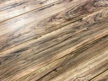 Beautiful top shoot of the dark gray oak hardwood floor. royalty free stock photography