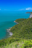 Beautiful Top view of Ang Thong National Marine Park, Thailand Stock Photo