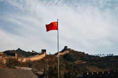 Beautiful town in china Royalty Free Stock Images