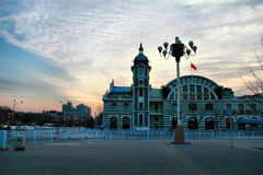 Beautiful town in china Royalty Free Stock Photo