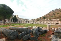 The beautiful Town ephesus, turkey Stock Photos