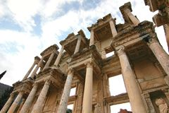 The beautiful Town ephesus, turkey Stock Photo