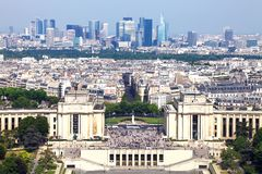 Beautiful Town - Paris, France Royalty Free Stock Images
