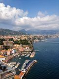 Sorrento, Italy. Beautiful town of Sorrento, in the region of the Amalfi Coast, near Napoli, Italy Royalty Free Stock Photo