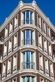 Beautiful townhouse in Berlin Royalty Free Stock Photography