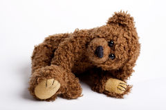 Beautiful toy, bear Teddy. Stock Images