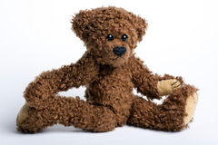 Beautiful toy, bear Teddy. Stock Photography