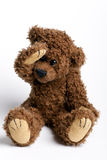 Beautiful toy, bear Teddy. Royalty Free Stock Images
