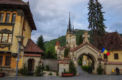 Beautiful Traditional St. Nicholas Christian Church, medieval an royalty free stock images