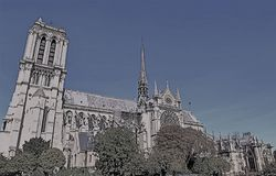 Best Notre Dame paris france royalty free stock photo